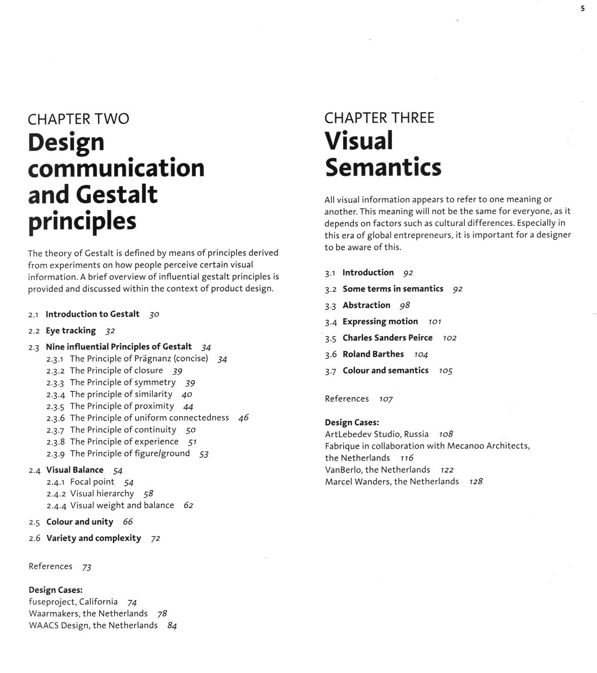 Design Sketching product presentation
