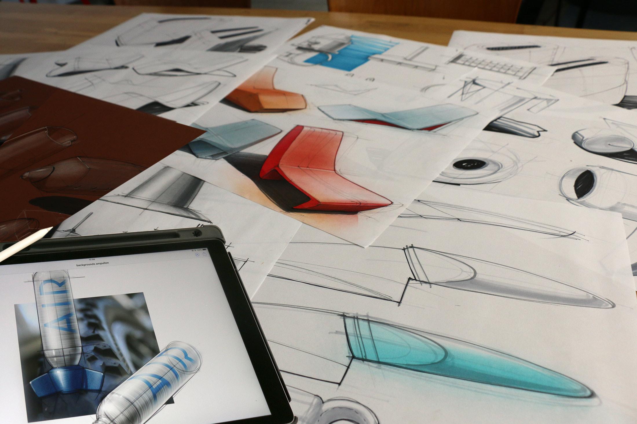 Onze Studio Is Gespecialiseerd In Design Sketching Produkt Ontwerp Visualisaties En Works Voor Klanten Wereldwijd